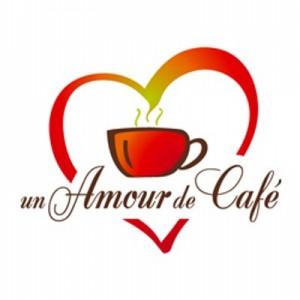 logo amour de cafe